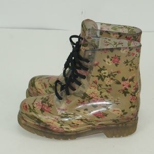 WOMENS ROCK AND CANDY RAIN BOOTS